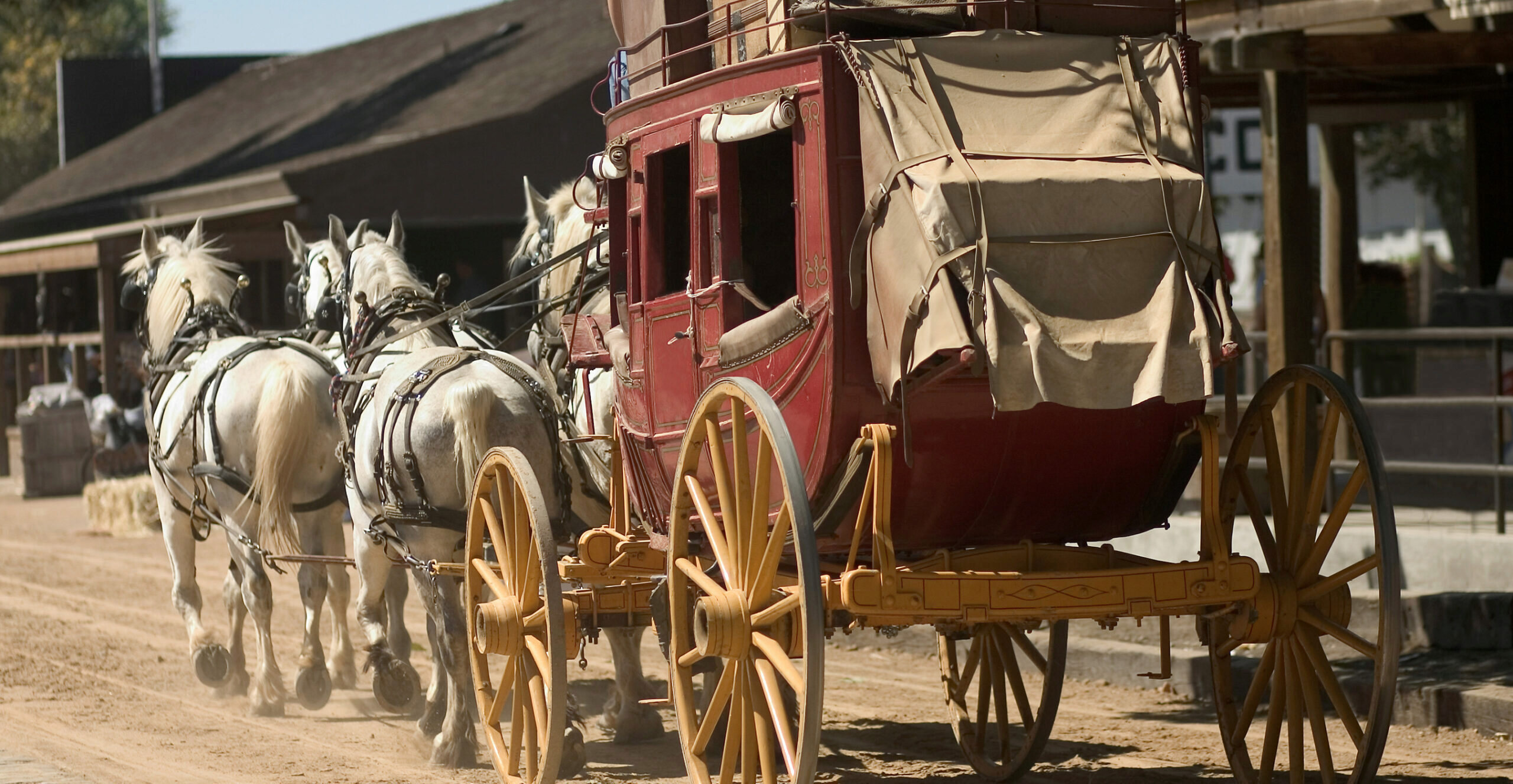 Wells Farge, stage coach
